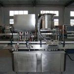 Automatisk lige linje stempelfyldemaskine