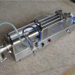 Semi-automatisk shampoo-fyldemaskineproducent