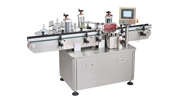 Producent af klistermærkningsmaskine